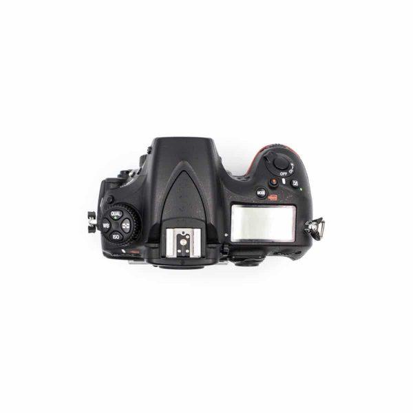 Nikon D810 (Shuttercount 49400) - Käytetty