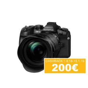 Olympus Om-D E-M1 Mark II + M.Zuiko Digital ED 12-100 f/4 Pro