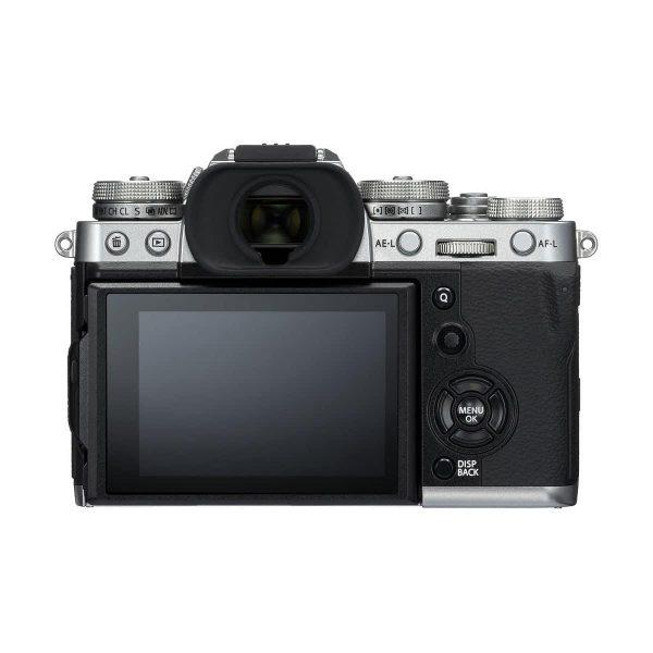 Fujifilm X-T3 Peilitön Järjestelmäkamerarunko - Musta