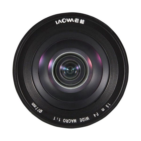 Venus Optics Laowa 15mm f/4 1X Wide Angle Macro Lens with SHIFT – Pentax K