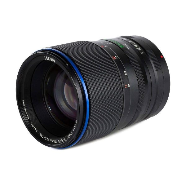 Venus Optics Laowa 105mm f/2 Smooth Trans Focus Lens – Sony A