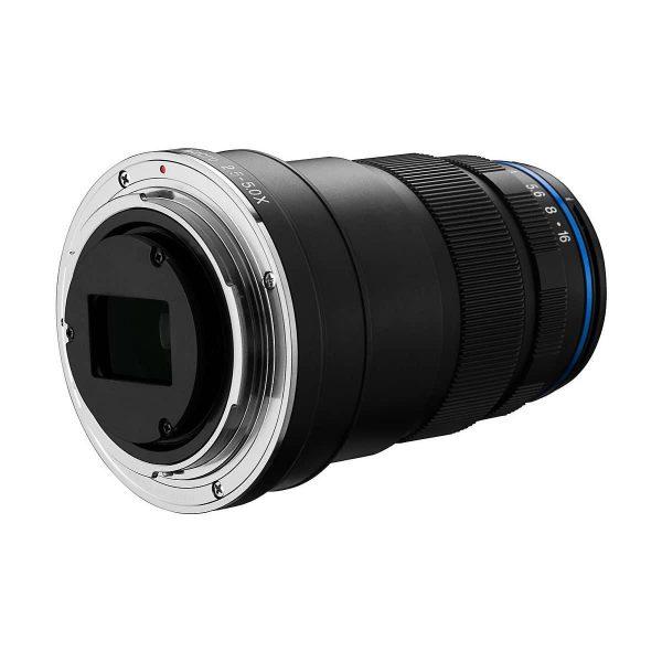 Venus Optics Laowa 25mm f/2.8 2.5-5X Ultra Macro – Pentax K