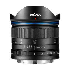 Venus Optics Laowa 7.5mm f/2 MFT