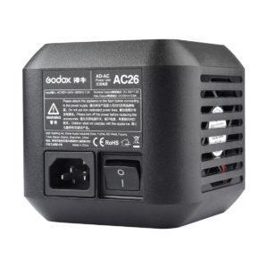 Godox AC-26 AD600 pro virtalähde