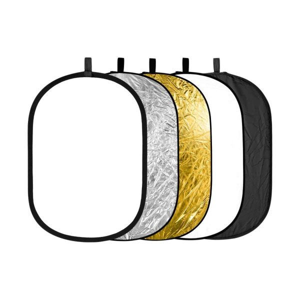Lencarta 5 in 1 - 60x90cm reflector