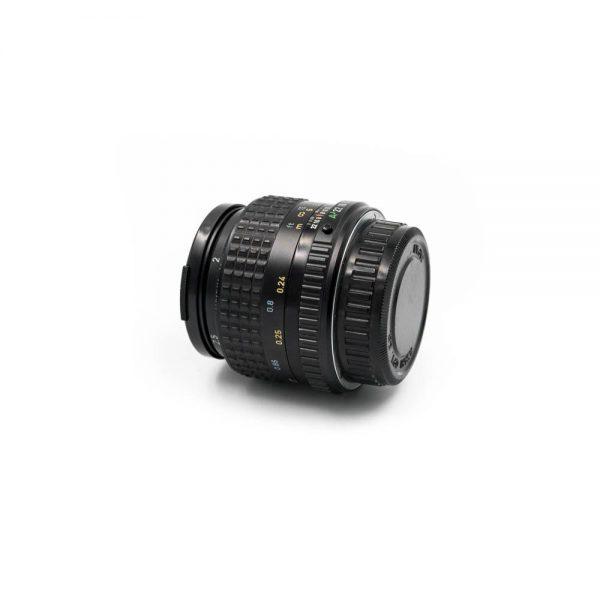 Pentax 50mm f/2.8 SMC Pentax-A Macro - Käytetty