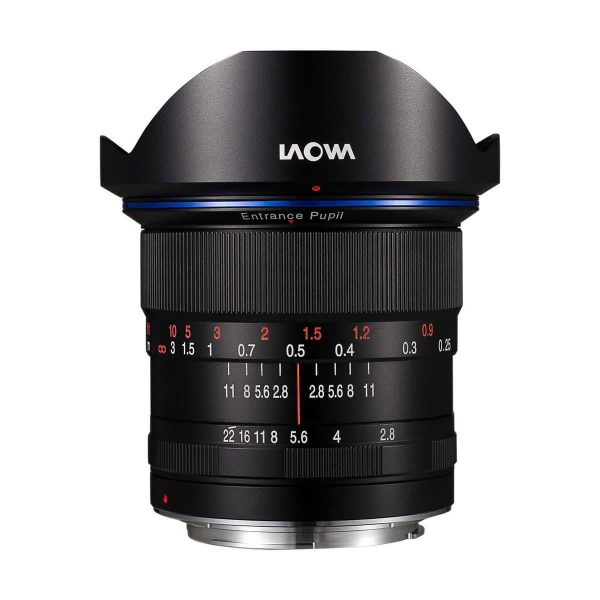 Venus Optics Laowa 12mm f/2.8 Zero-D – Canon EF