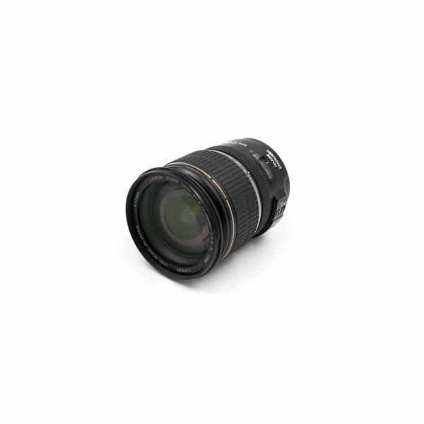Canon 17-55mm f/2.8 IS (Sis. ALV 24%) - Käytetty