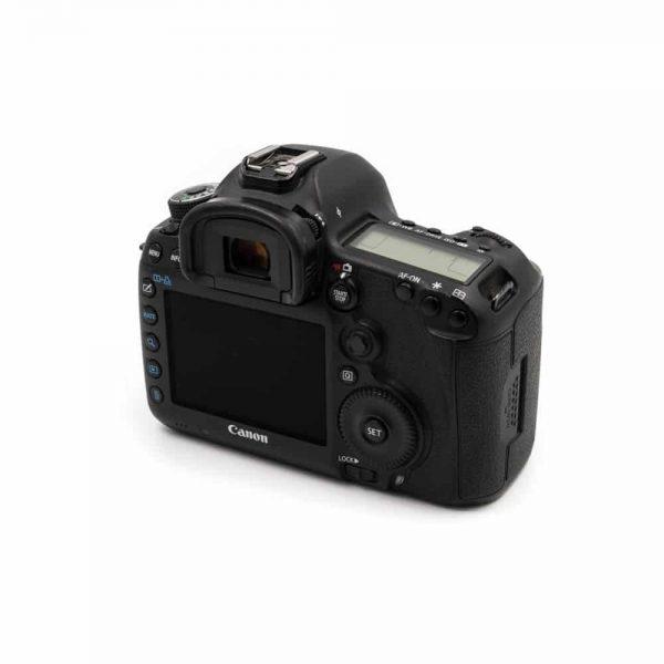 Canon 5D Mark III (Shuttercount 56000, Sis. ALV 24%) - Käytetty