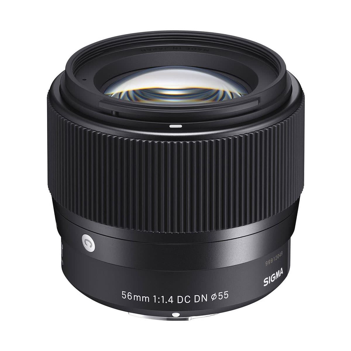 Sigma 56mm f/1.4 DC DN Contemporary MFT