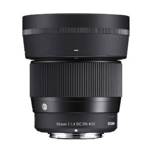 Sigma 56mm f/1.4 DC DN Contemporary MFT