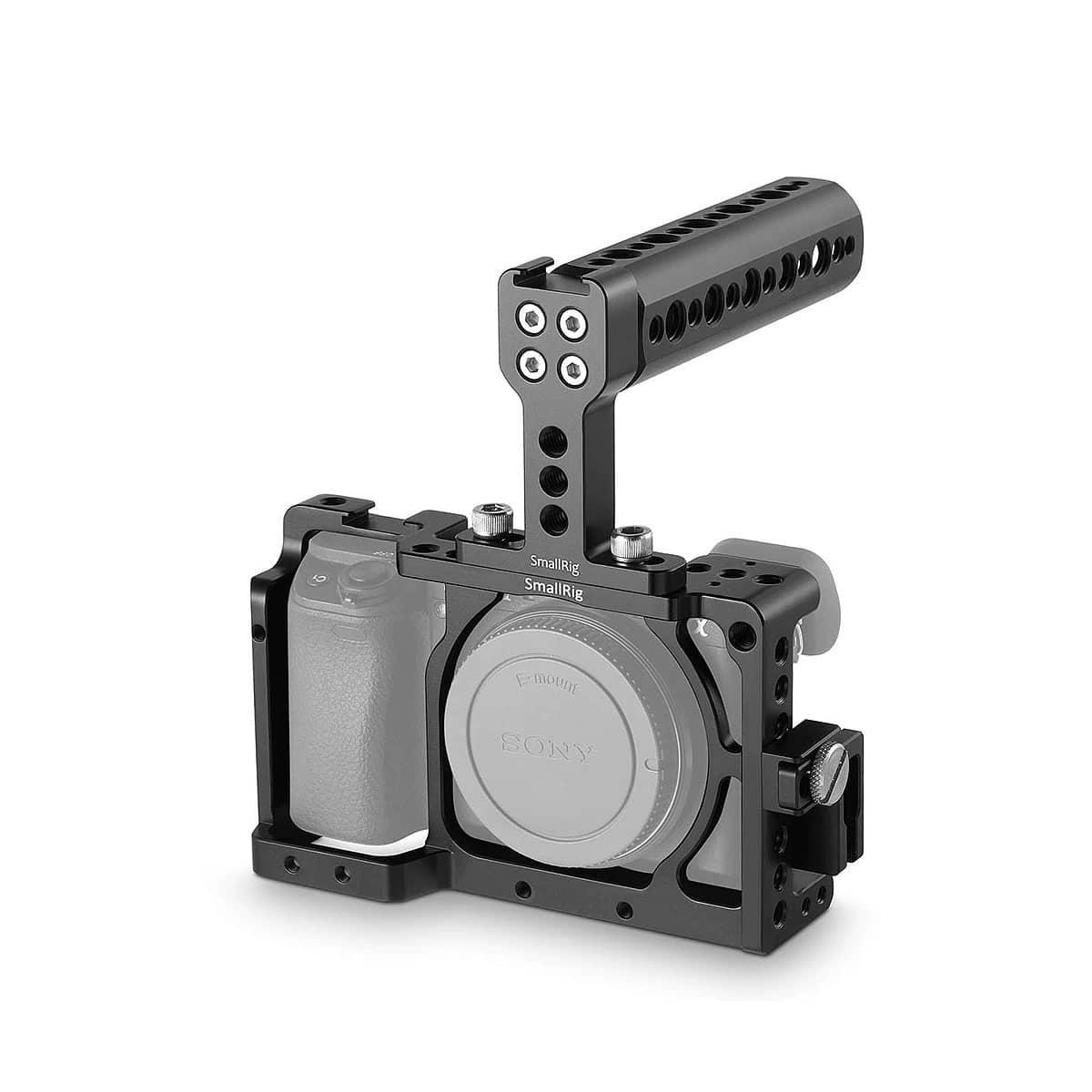 SmallRig Sony A6000/A6300/A6500 ILCE-6000/ILCE-6300/ILCE-6500/NEX7 Camera Accessory Kit 1921