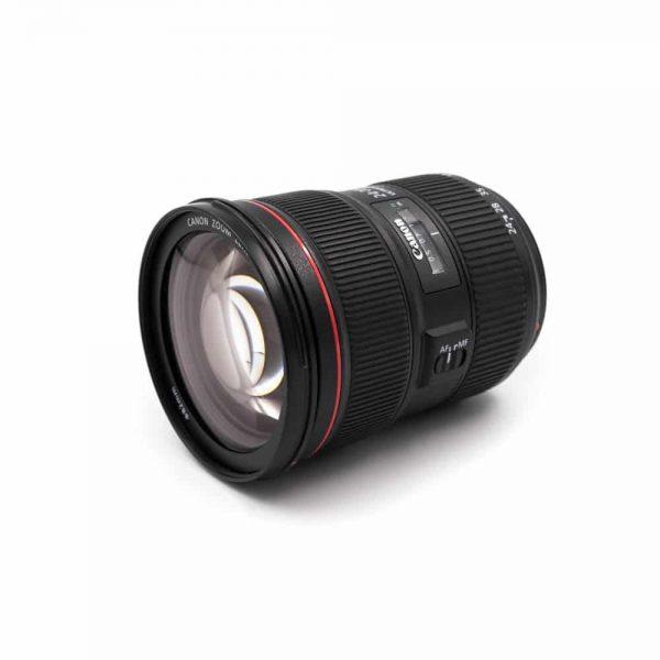 Canon EF 24-70mm f/2.8 L II USM (Kunto K5, Sis. ALV 24%) - Käytetty
