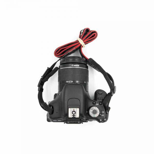 Canon 600D (Shuttercount 29100) - Käytetty