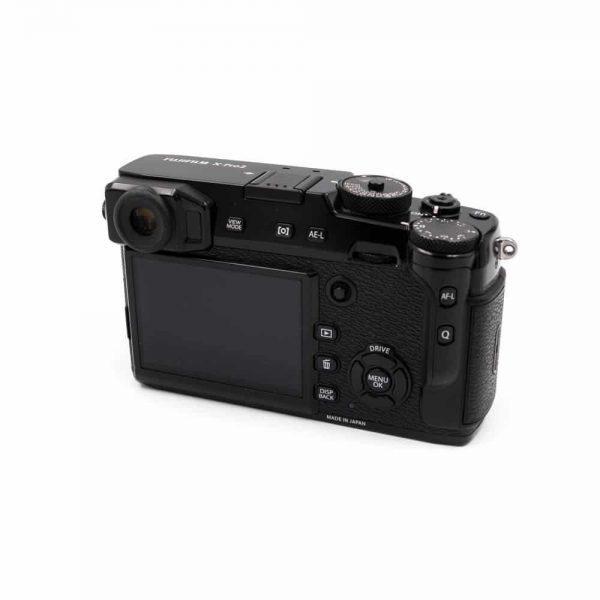 Fujifilm X-Pro2 (Shuttercount 18000) - Käytetty
