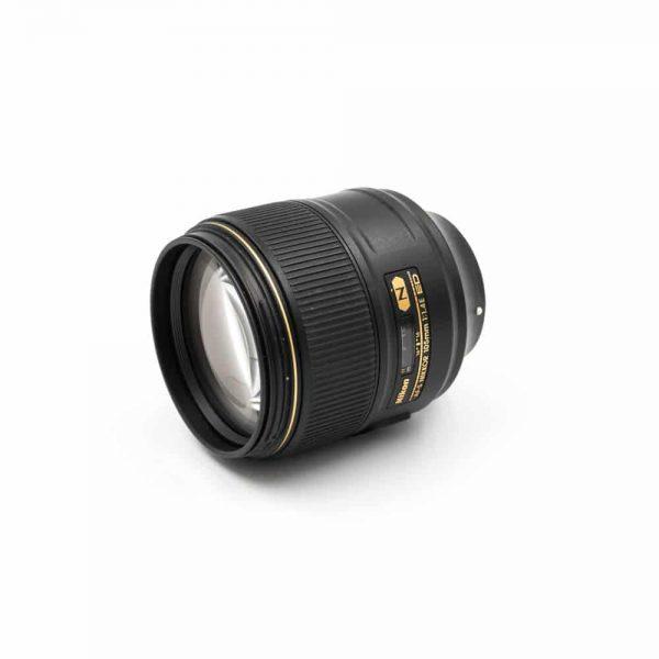 Nikon AF-S Nikkor 105mm f/1.4 E - Käytetty