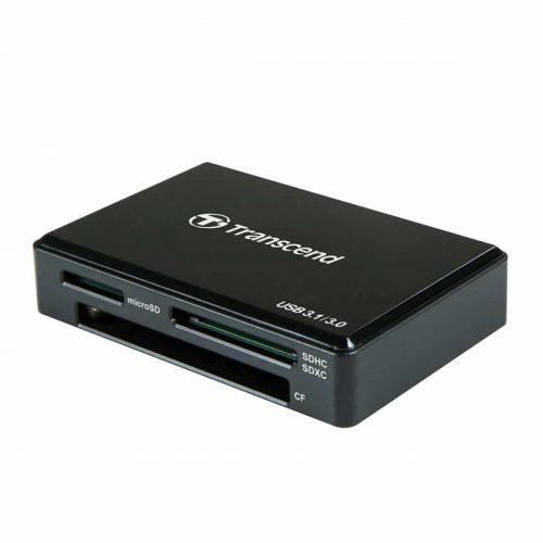 Transcend RDF9 USB 3.1 Gen 1 Type-C muistikortinlukija