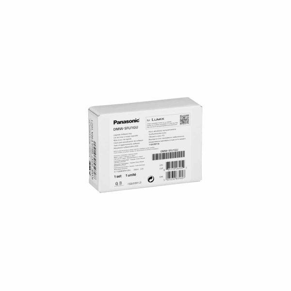 Panasonic DMW-SFU1GU - V-LOG firmware päivitys