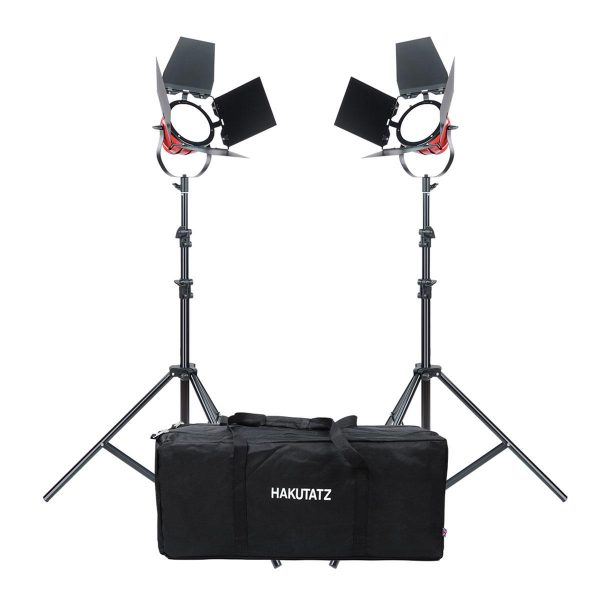 Hakutatz LED Red Head Lighting Kit