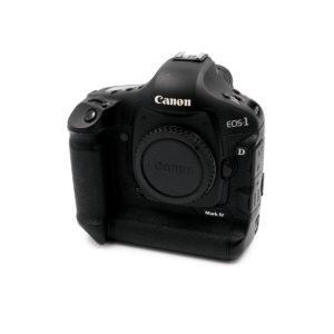 Canon 1D Mark IV (Shuttercount 41000) - Käytetty