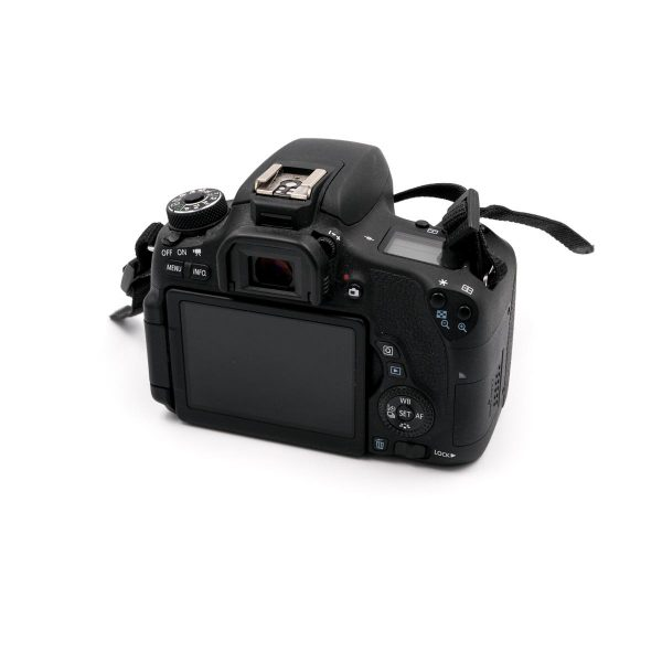Canon 760D - Käytetty