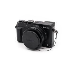 Panasonic Lumix LX100 - Käytetty