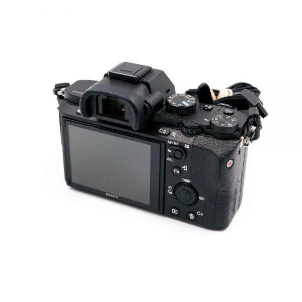 Sony A7 II (K4.5 kunto, Shuttercount 31000, Takuu 6kk) - Käytetty