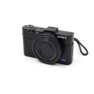 Sony RX100 II - Käytetty