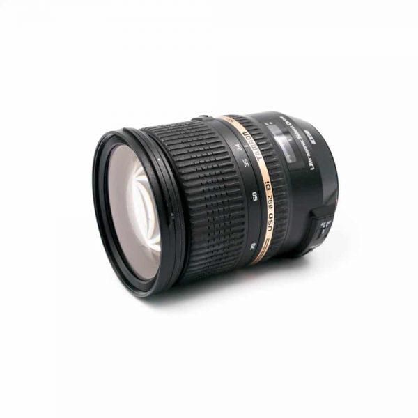 Tamron 24-70mm f/2.8 VC Canon - Käytetty