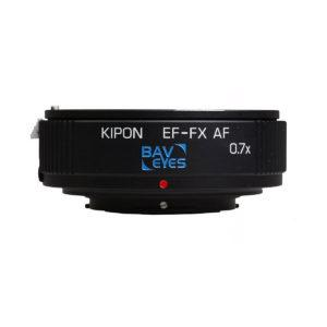 Kipon Canon EF - Fuji X Baveyes 0.7x AF Speed Booster Adapteri