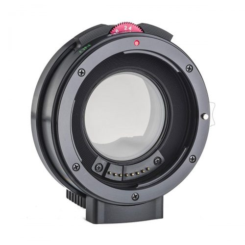 Kipon AF Adapteri ND suotimella Sony E – Canon EF