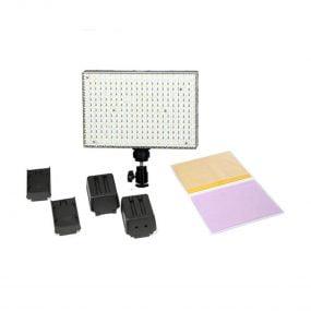 Ledgo LG-B308C 18.5W Kannettava Bi-Color Led Valaisin