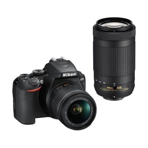 Nikon D3500 + Nikkor AF-P DX 18-55mm f/3.5-5.6 VR