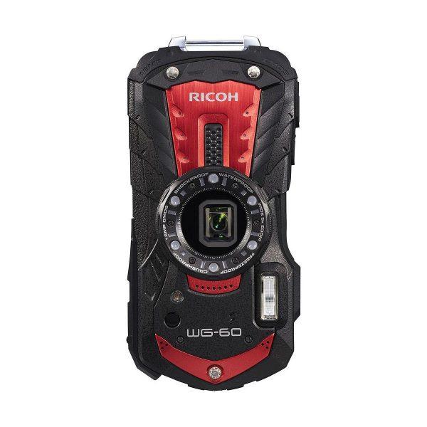 Ricoh WG-60 Musta