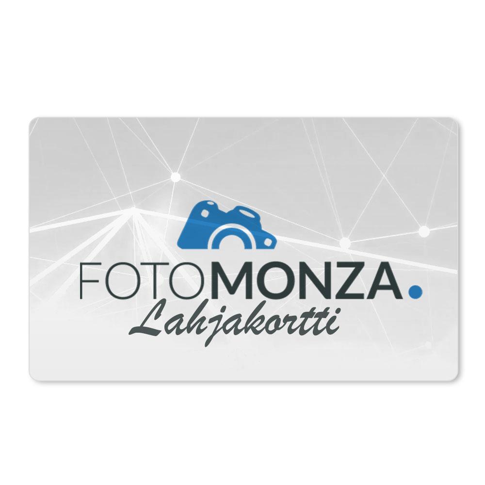 Foto Monza lahjakortti