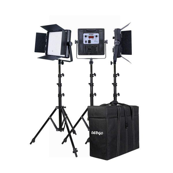 LedGO CSC600 LED videovalo - Vuokralaite