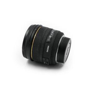 Sigma 50mm f/1.4 DG HSM EX Nikon - Käytetty