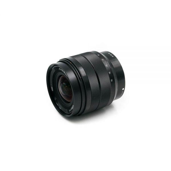 Sony E 10-18mm f/4 OSS (Kunto K5) - Käytetty