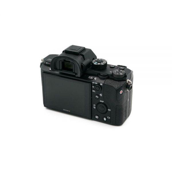 Sony a7r II (Shuttercount 6700, Kunto K5) - Käytetty