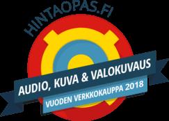 Foto Monza - Vuoden verkkokauppa 2018