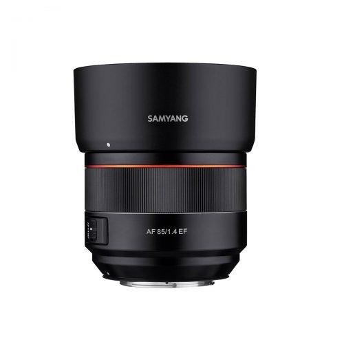 Samyang AF 85mm f/1.4 – Canon EF