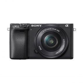 Sony Alpha a6400 + Sony E PZ 16-50mm f/3.5-5.6 OSS