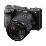 Sony Alpha a6400 + Sony E 18-135mm f/3.5-5.6 OSS