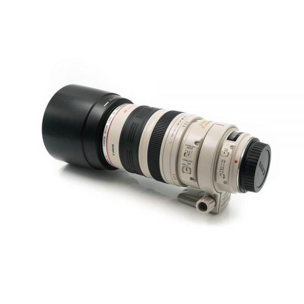 Canon EF 100-400mm f/4.5-5.6 L IS (Kunto K4.5) - Käytetty