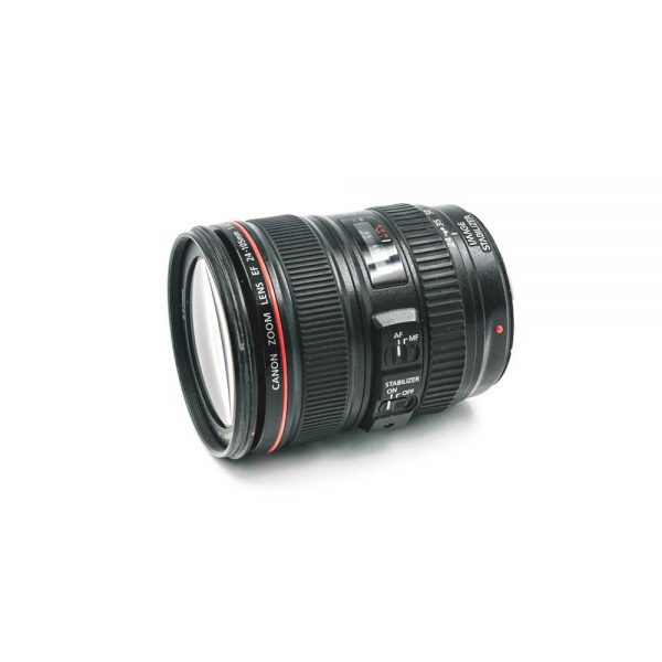 Canon EF 24-105mm f/4 L IS USM - Käytetty