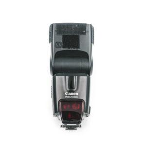 Canon 580EX salama - Käytetty