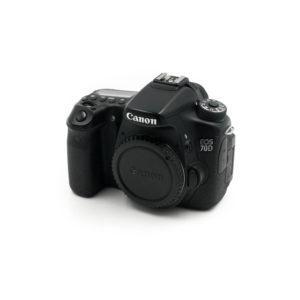Canon 70D (Shuttercount 17700) - Käytetty