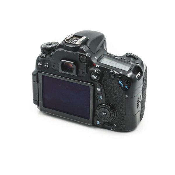Canon 70D (Shuttercount 30500) - Käytetty