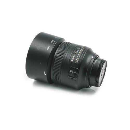 nikon af-s nikkor 85mm 1.8 G