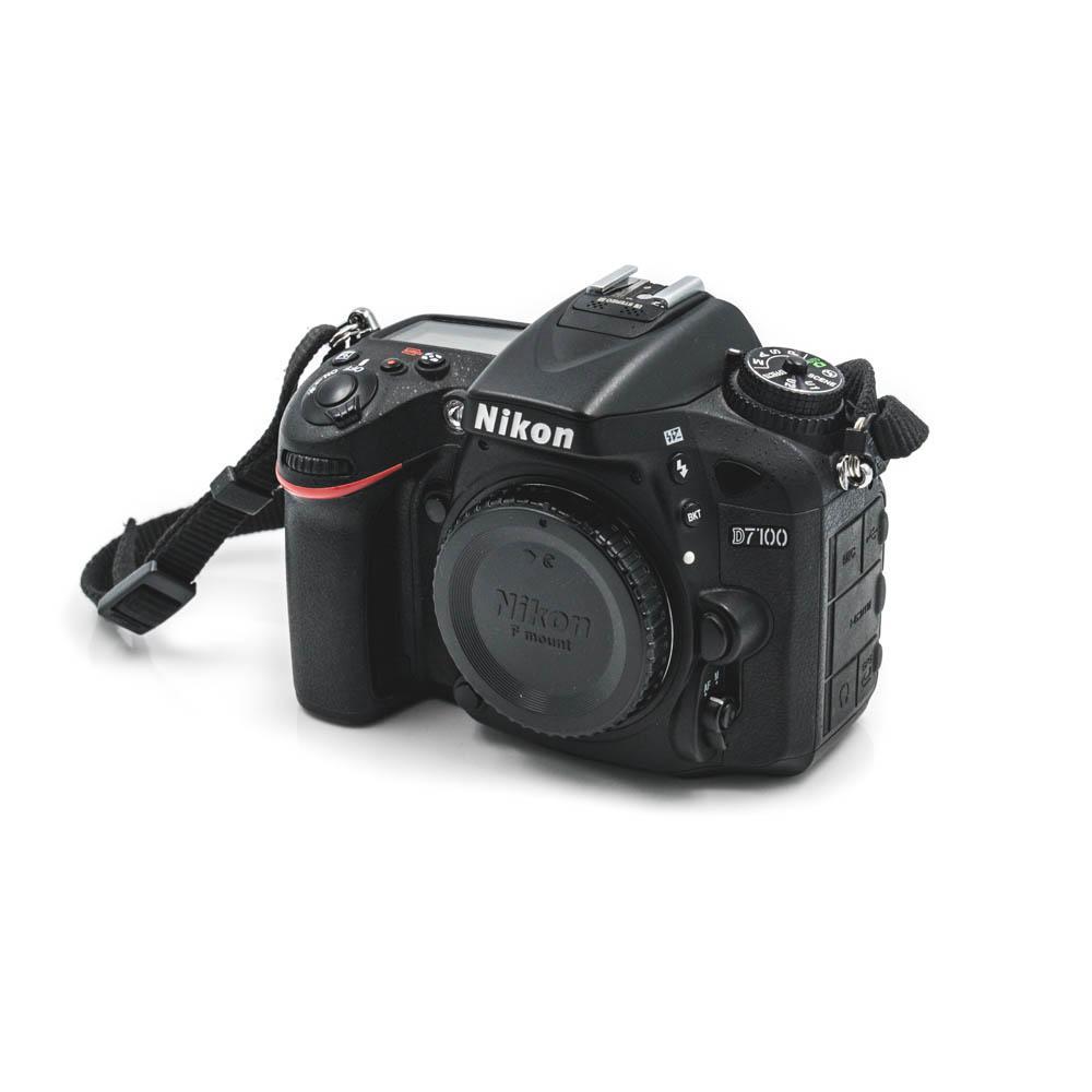 Nikon D7100 (Shuttercount 25000) – Käytetty